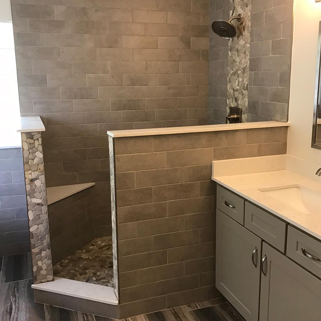 bathroom square